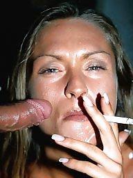 Smoking, Blowjob