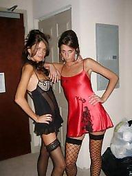 Lingerie, Slutty, Amateur lingerie