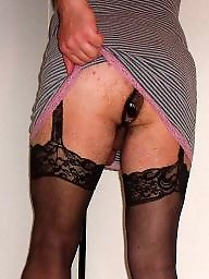 Stocking, Nylon stockings