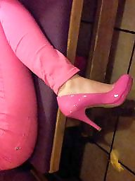 Pants, Shoes, Heels, Shoe, Pumped, Pink