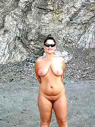 Public matures, Mature big boobs, Mature public
