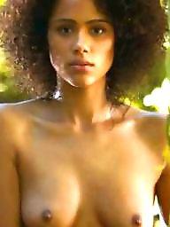 Cumming, Tits cum, Ebony tits, Cum tits, Black tits, Big ebony