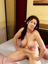 Chubby, Wet pussy, Housewife, Chubby mature, Wet panties, Wet