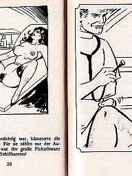 Sex cartoons, Vintage, Sex