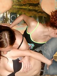 Party, Wild, T girls