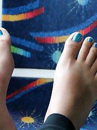 Feet, Bus