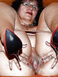 Nylons, Nylon mature, Nylon, Mature nylon, Mature nylons, Stockings mature