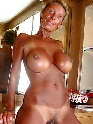Mature big tits, Silicone, Milf big tits, Big mature tits