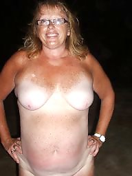 Mature, Mature beach, Outside, Mature wife, Beach mature, Wife mature