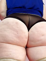 Fat mature, Kitchen, Big butt, Housewife, Fat, Old fat