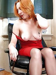 Office, Hair, Red hair, Red, Hairy redhead, Hairy redheads