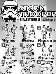 Hardcore, Fitness