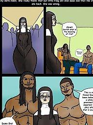 Bbc, Nurse, Interracial cartoons, Interracial cartoon, Nurses, Cartoon interracial