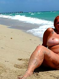 Mature beach, Matures, Beach mature, Bbw beach
