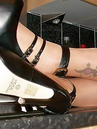 Heels, Pantyhose upskirt, Upskirts, Upskirt stockings, Upskirt pantyhose, Tight