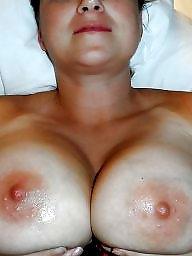 Huge tits, Huge nipples, Huge, Funny