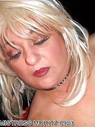 Blonde milf, Fingering, Finger