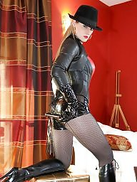 Leather, Nylons, Diva