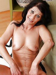 Mature hairy, Mature stocking