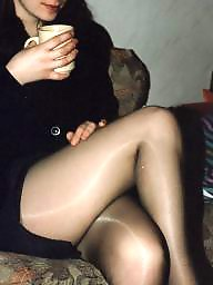 Pantyhose, Suit, Tights, Uk wife, Amateur pantyhose