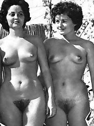 Vintage, Mature beach, Vintage mature, Naturist, Beach mature
