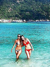 Bikini, Teen bikini, Beach, Teen beach, Bikini teen, Amateur bikini