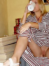 Amateur milf, Lady, Mature lady