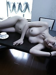 Chinese, Boobs, Model