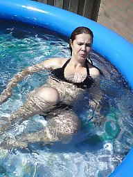 Bikini, Bikini milf, Bbw bikini, Amateur bikini