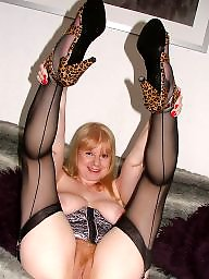 Granny, Granny stockings, Granny boobs, Mature stockings, Big granny, Mature granny