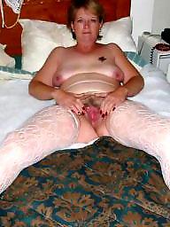 Hairy milf, Milf stocking, Milf hairy