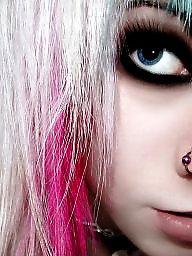 Emo, Cute, Cute teen, Blondes teens