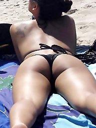 Beach, Babes, Girls, Voyeur beach, Beach voyeur, Beach ass
