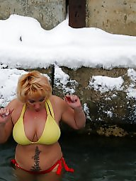 Russian, Busty, Busty russian, Woman, Russian boobs, Busty russian woman