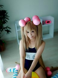 Cartoon, Cartoons, Cosplay, Asian teen, Teen cartoons, Teen cartoon