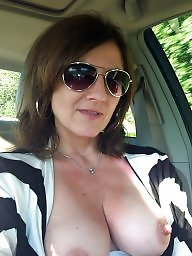 Natural, Matures, Mature tits, Nature