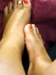 Feet, Blacked