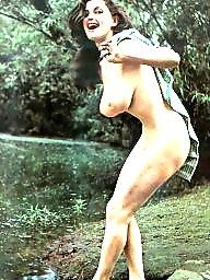 Retro, Vintage, Tits, Vintage tits, Vintage boobs, Stunning