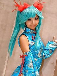 Dressed, China, Teen dress, Asian teen, Cosplay, Teen asian