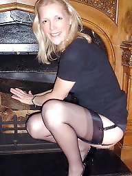 Stockings, Lady, Mature stockings, Vintage mature, Stockings mature, Stocking mature