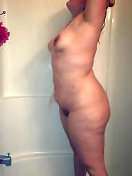 Shower, Amateur bbw ass, Asses