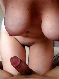 Milf big boobs, Horny