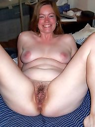 Hairy pussy, Hairy milf