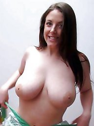Nipples, Big nipples, Busty