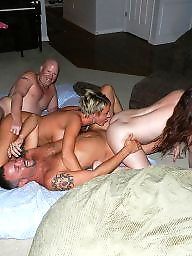 Swinger, Swingers, Amateur, Group sex, Groups