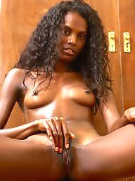 Wet, Tight, Ebony, Tights, Finger, Wetting