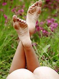 Feet, Brunette, Dirty