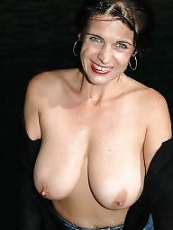 Mom, Mom tits, Mom boobs, Bbw mom, Natural tits, Mature big tits