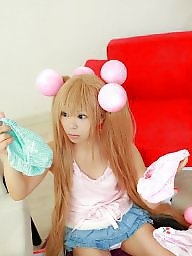 Cosplay, Asian teen, Teen asian, Teen cartoon, Asian cartoon