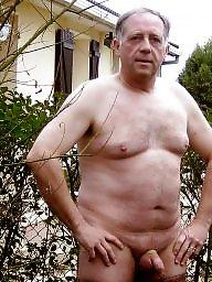 Nude, Bisexual, Nudes, Senior
